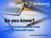 GST filing Coimbatore