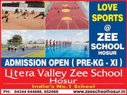 Litera Valley Zee School Hosur