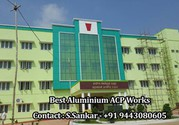 9443080605-best aluminium acp works PVC Doors in tirunelveli