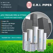 upvc pipe manufacturers