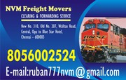 NVM freight Movers | since 1979 | door step service | Chennai