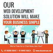 Hire Digital Marketing Agency In Chennai | BlazeDream