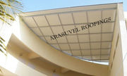 Tensile Roofings in Chennai | Aluminium Awnings