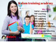 TNPSC coaching center in chennai | Kalam training academy