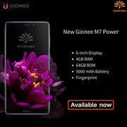 Gionee M7 Power best price online 2017 at poorvikamobiles