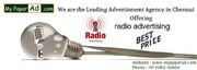 All India Radio Ad Agency in Chennai and Bangalore
