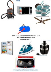 Home appliances,  Electrictronics