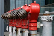 Fire Hydrant System in Coimbatore | Extinguisher  | Foam Systems