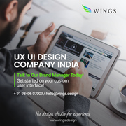 UX / UI Design Company in Chennai - wings.design
