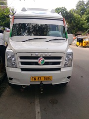 Tempo traveller in chennai
