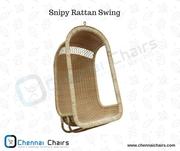 Snipy Rattan Swing