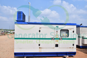 Kirloskar Industrial Generator  45  - KVA   Usage - 1541 hours