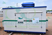 Kirloskar Industrial Generator  45 - KVA   Usage - 1300 hours