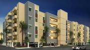 Alliance Garden Front Apartments for sale in OMR