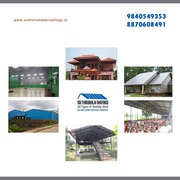 Metal Roofing Contractors Chennai