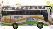 Mini bus hire | Travels in chennai