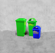 Aquatech Tank Roto Molded Garbage Bins and Bio Gas Plant Manufacturers