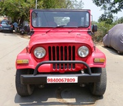 For Sale Mahindra jeep MM 540 4x4 With AC ,  Power Steering