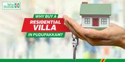 Gated Community Villas in Chennai OMR,  Villas in Pudupakkam