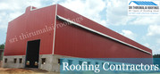 FACTORY SHED ROOFING IN CHENNAI