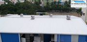 warehouse roofing contractors in chennai