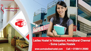 Ladies Hostels In Aminjikarai,  Chennai | Paying Guest For Womens