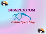 Online Spectacles Shop on bigspex.com