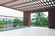 High Quality WPC Pergolas For Your Garden Or Backyard