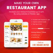Make a Restaurant App