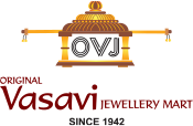 OVJ Jewels - Vasavi Jewellery Mart