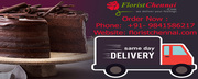 Buy Cake & Flower Delivery on time in Chennai - ‎ Floristchennai.com