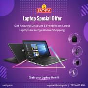 Laptop Price | Buy Laptop Online | Best Laptop  - Sathya Online