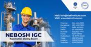 NEBOSH IGC Course in India