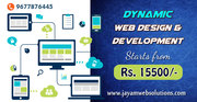 Web Development Company - Jayam Web Solutions