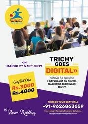 TWO DAYS WORKSHOP ON DIGITAL MARKETING - MARCH 9 &10 2019