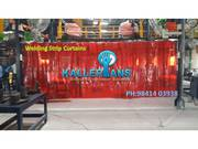 Industrial Flame Fire retardant curtains,  Welding screen... kallerians