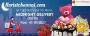 Midnight Flower Delivery Chennai | Same Day Delivery by floristchennai