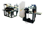 Paper bag making machine - Bharath machine