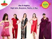 Buy Latest Cotton Nighty and Womens Branded Nighty Online