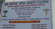 Orthopaedic Doctors,  Ortho Clinic,  Ortho Specialists in Chennai