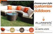 Buy Customized Outdoor Furniture