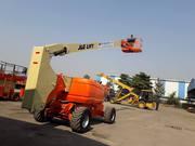 Boom Lift Rental in Chennai – ABC Infra Equipment Pvt. Ltd.
