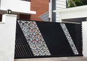 Aluminium modern custom gate manufacturers in india