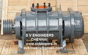 everest twinlobe roots air blower sales & service, twin lobe blowers