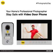 Video Door Phone by Yale Locks India