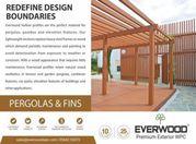Redefine Design Boundaries of Your Garden with Everwood