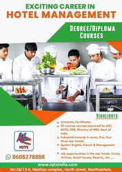 IQTS - University Hotel Management Courses 2019 - 2020