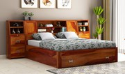 Heavy sale of upto 55% on queen size beds at Wooden Street