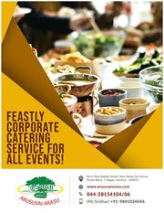 The Best Wedding Veg Catering Services in Chennai