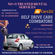 Cheapest self driving cars in Coimbatore - Cars2u